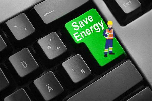 HAZCHEM Greener Safety eco working tip energy saver mode