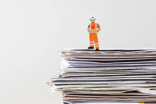 HAZCHEM Greener Safety eco working tip paperless