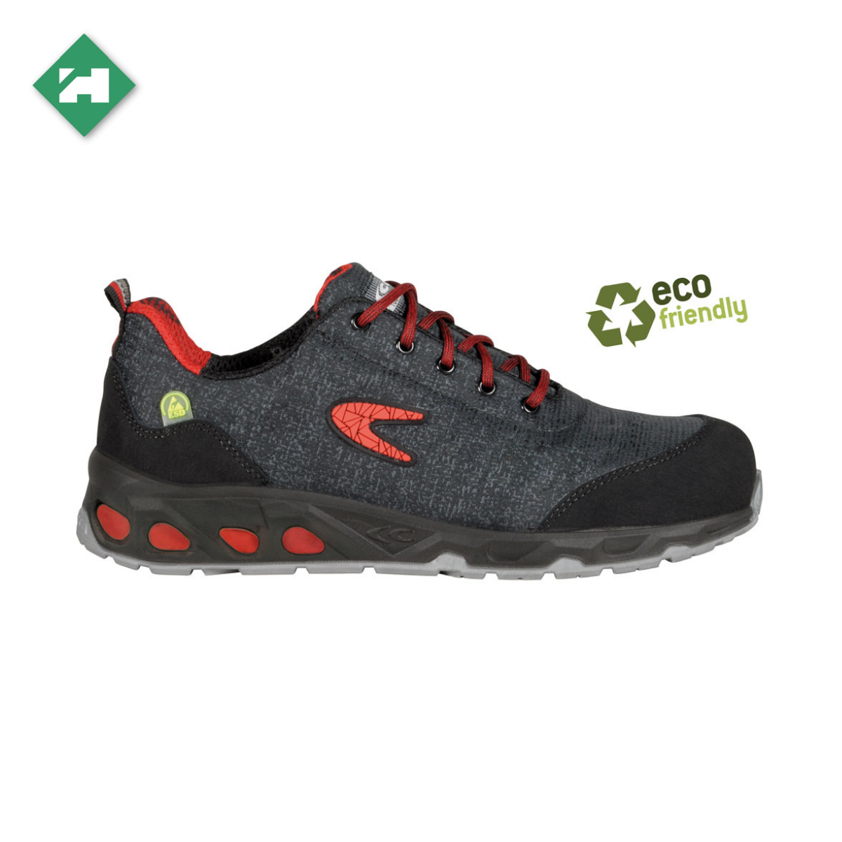 SF0042_Cofra Rainproof Eco Safety Trainer