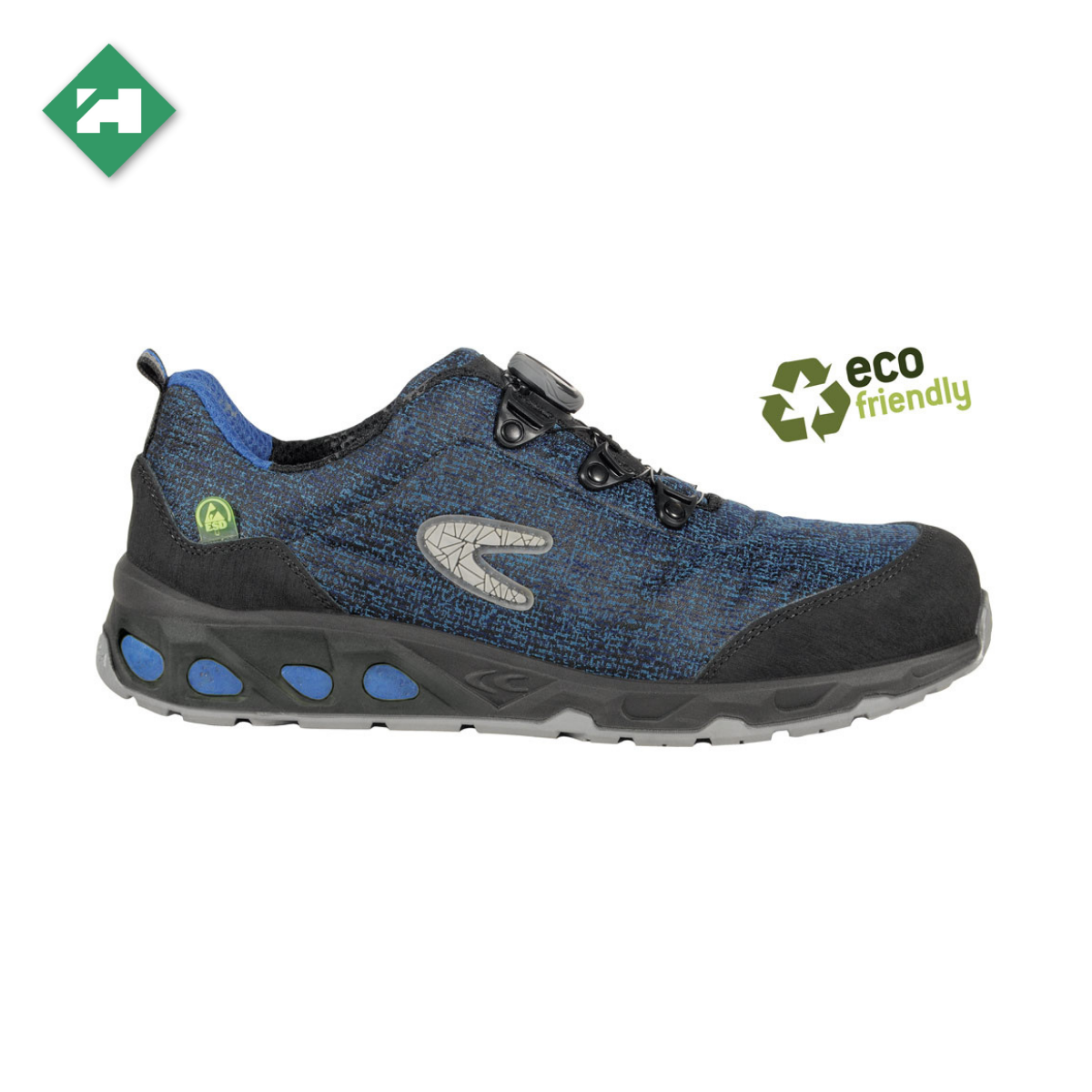 SF0051_Cofra Recycle Eco Safety Trainer